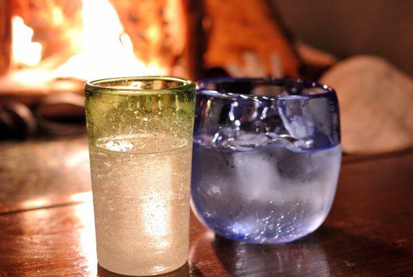 焼酎の水割りは焼酎6:水4がオススメ!