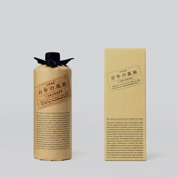 時間をかけて造られるプレミア焼酎の一つ、「百年の孤独」を解説!