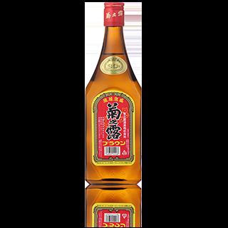 菊之露ブラウン